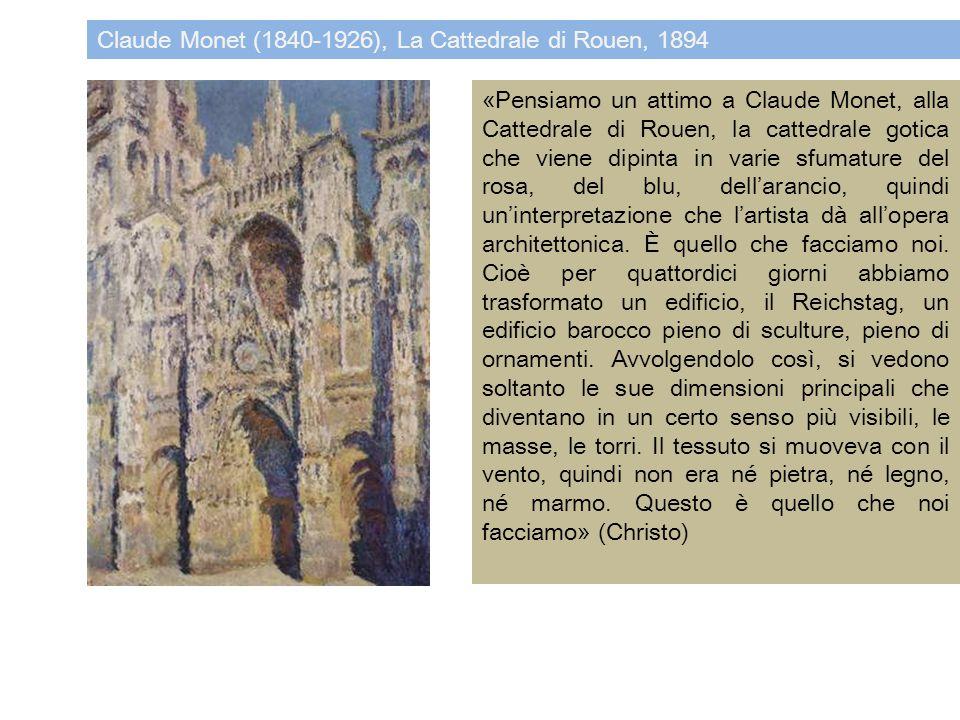 Claude Monet (1840-1926), La Cattedrale di Rouen, 1894