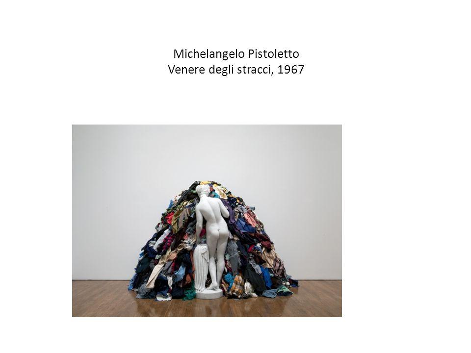 Michelangelo Pistoletto Venere degli stracci, 1967