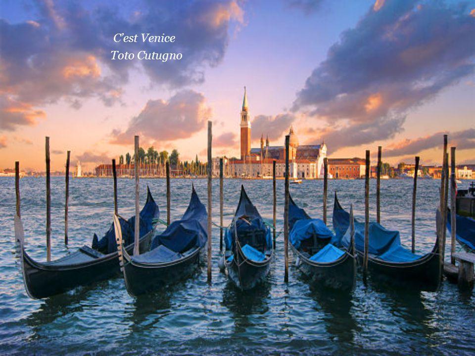 C'est Venice Toto Cutugno