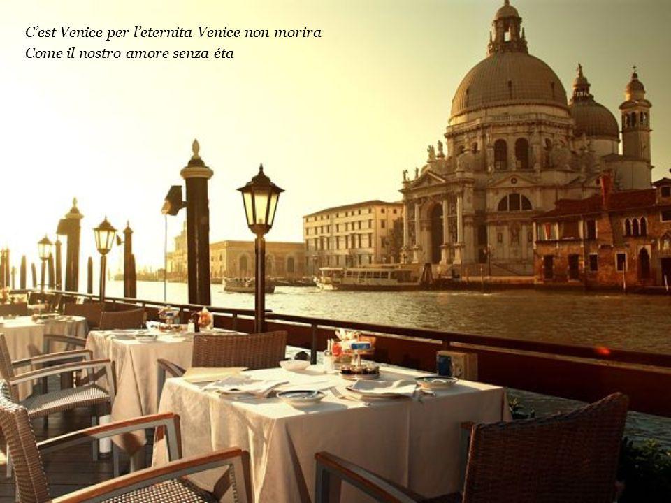 C'est Venice per l'eternita Venice non morira