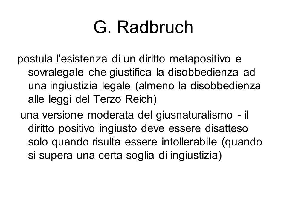 G. Radbruch