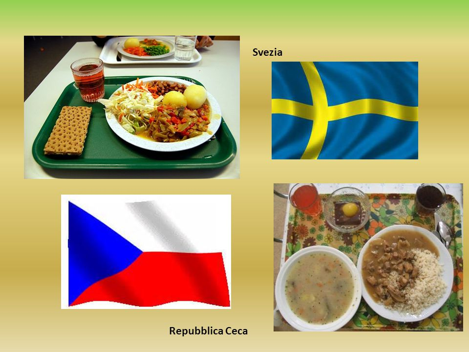 Svezia Repubblica Ceca