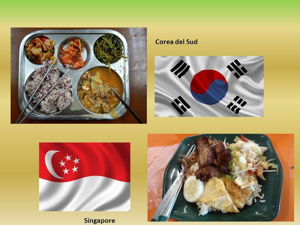Corea del Sud Singapore
