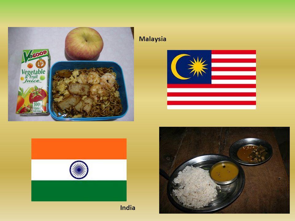 Malaysia India