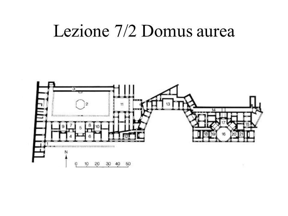 Lezione 7/2 Domus aurea