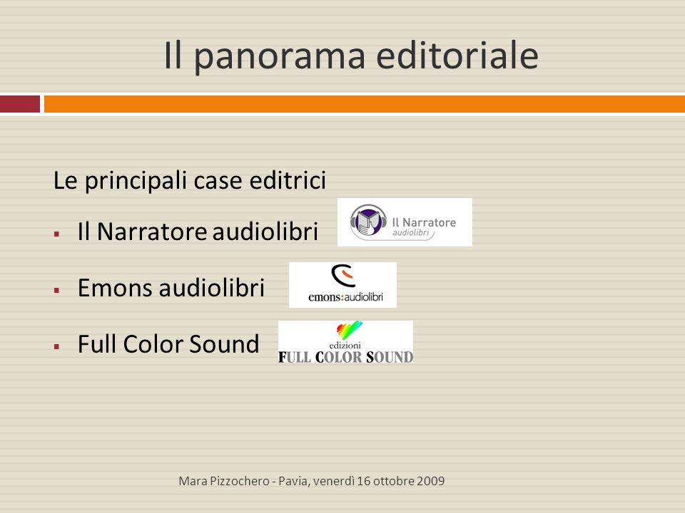 Il panorama editoriale