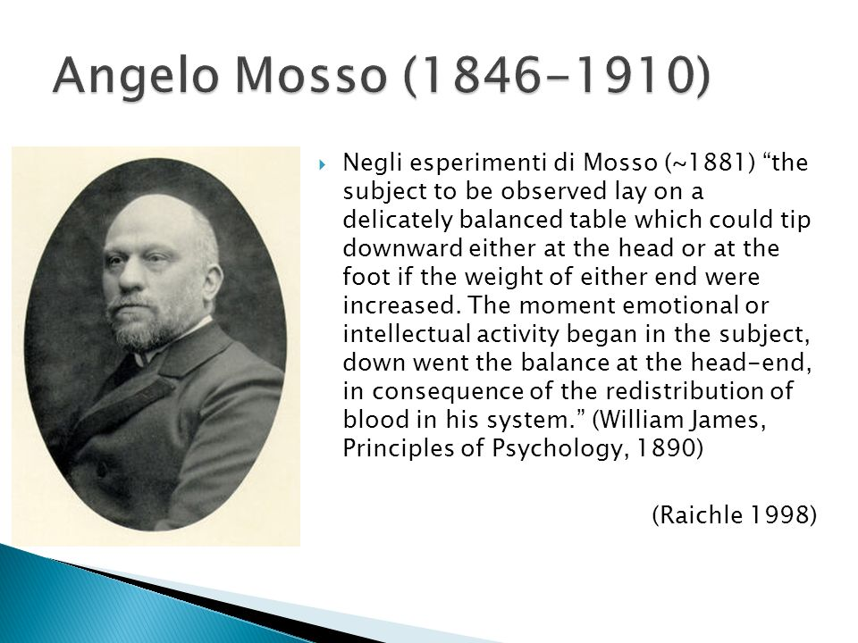 Angelo Mosso (1846-1910)