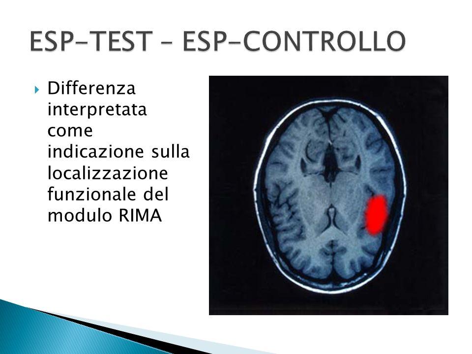 ESP-TEST – ESP-CONTROLLO