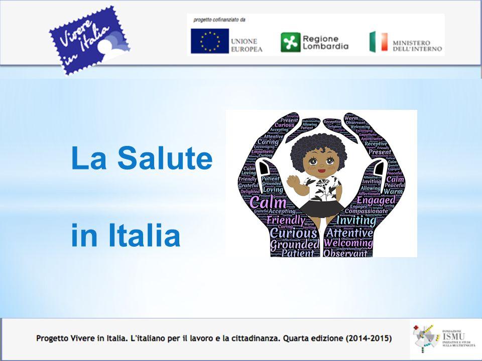 La Salute in Italia