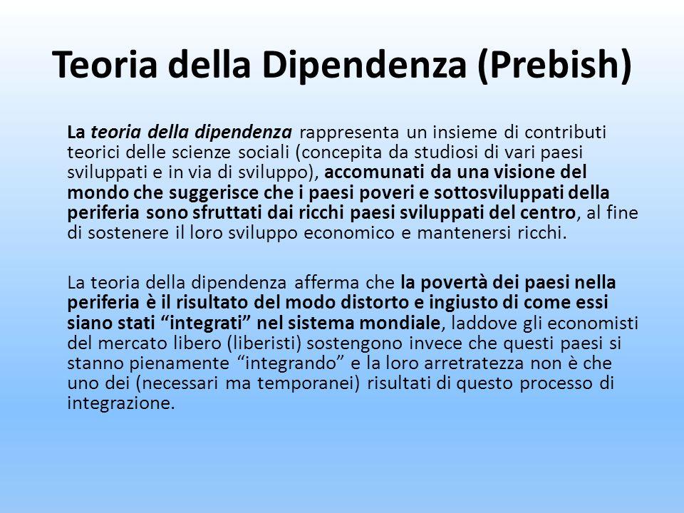 Teoria della Dipendenza (Prebish)