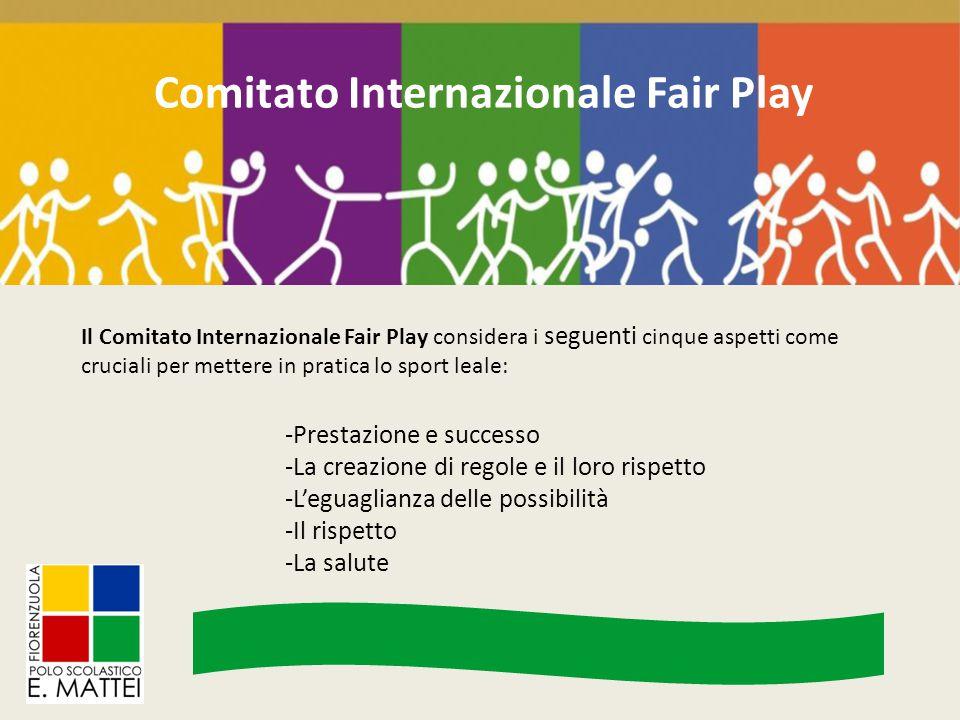 Comitato Internazionale Fair Play