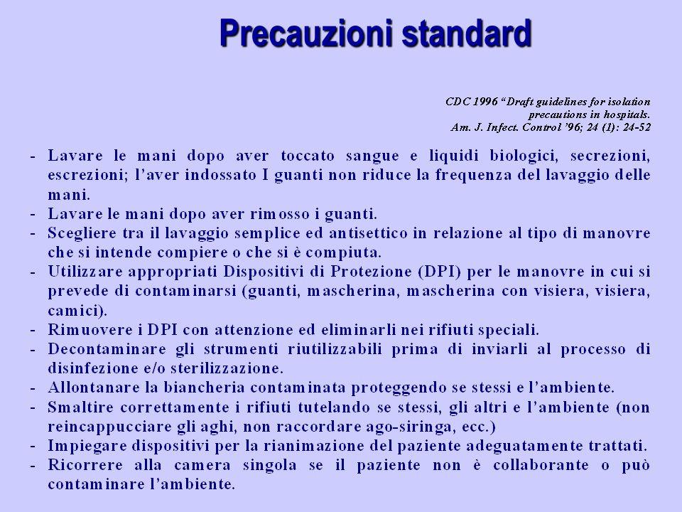 Precauzioni standard
