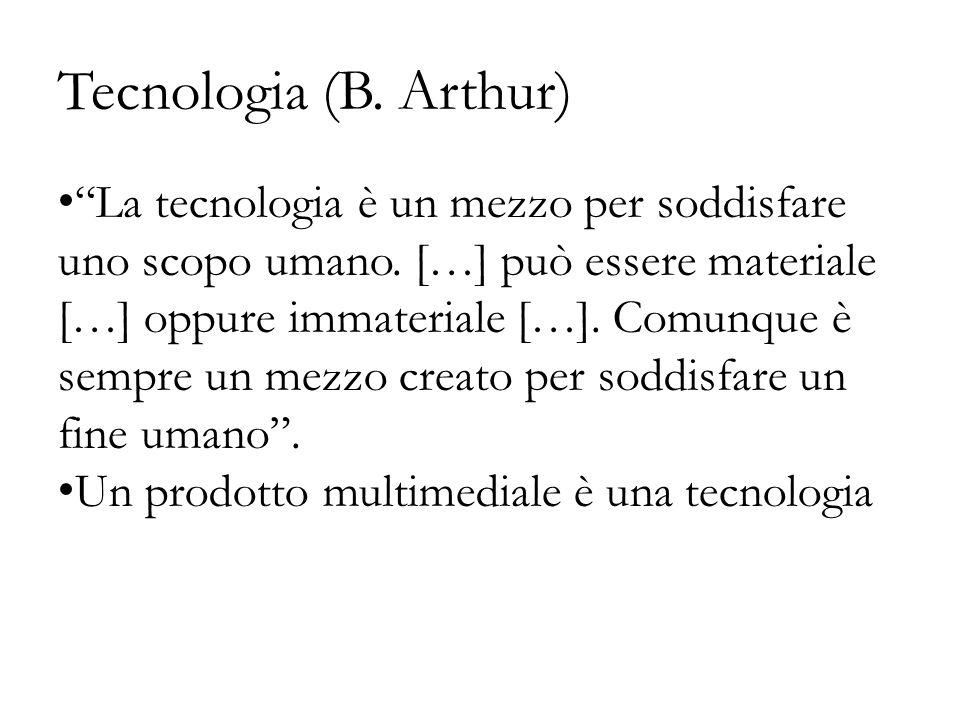 Tecnologia (B. Arthur)