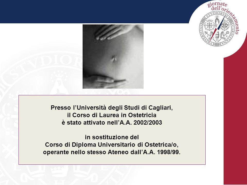 Presso l'Università degli Studi di Cagliari,