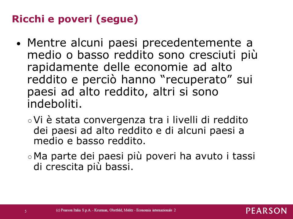 Ricchi e poveri (segue)
