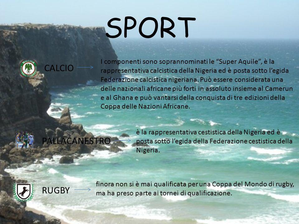 SPORT CALCIO PALLACANESTRO RUGBY