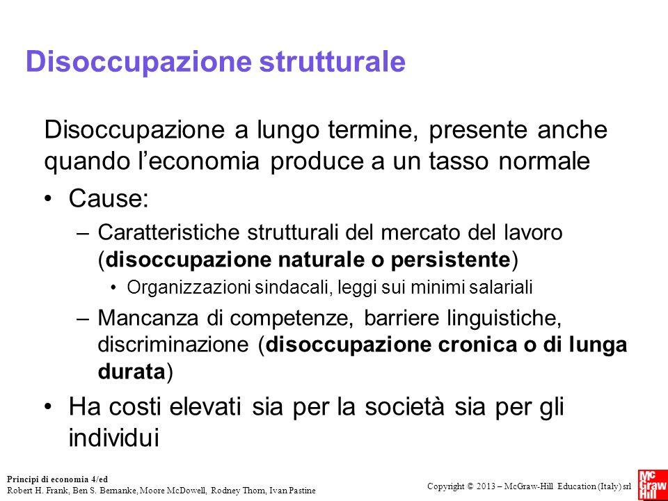 Disoccupazione strutturale