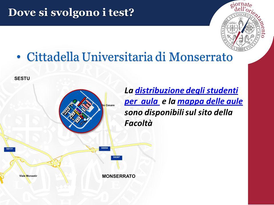 Cittadella Universitaria di Monserrato