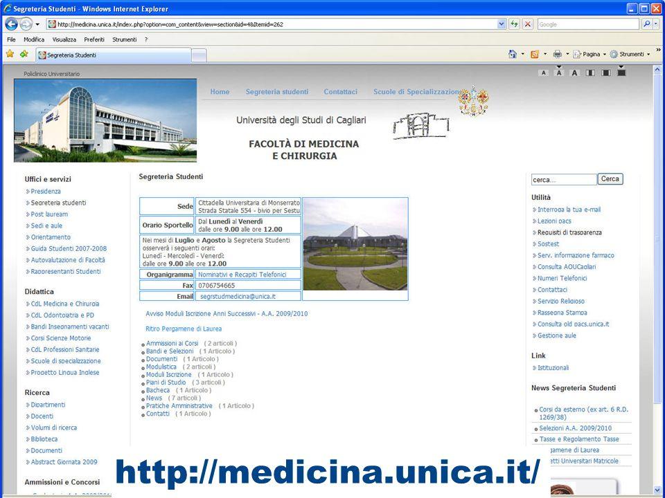 http://medicina.unica.it/