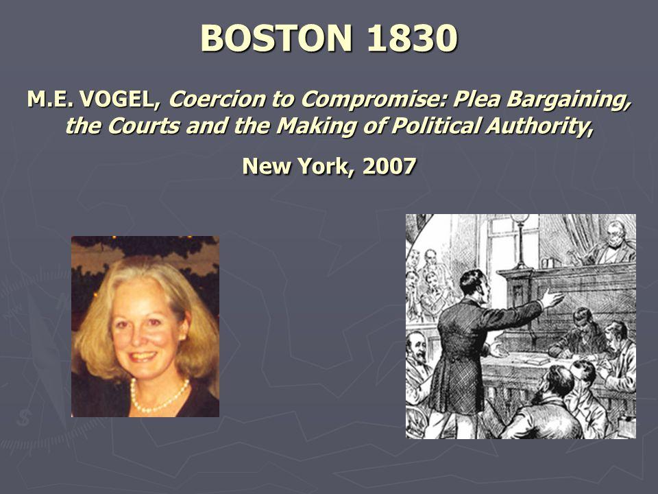 BOSTON 1830 M.E.