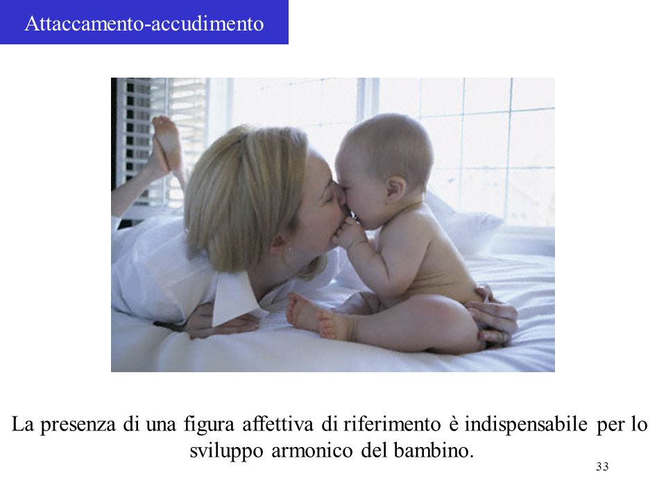 Attaccamento-accudimento