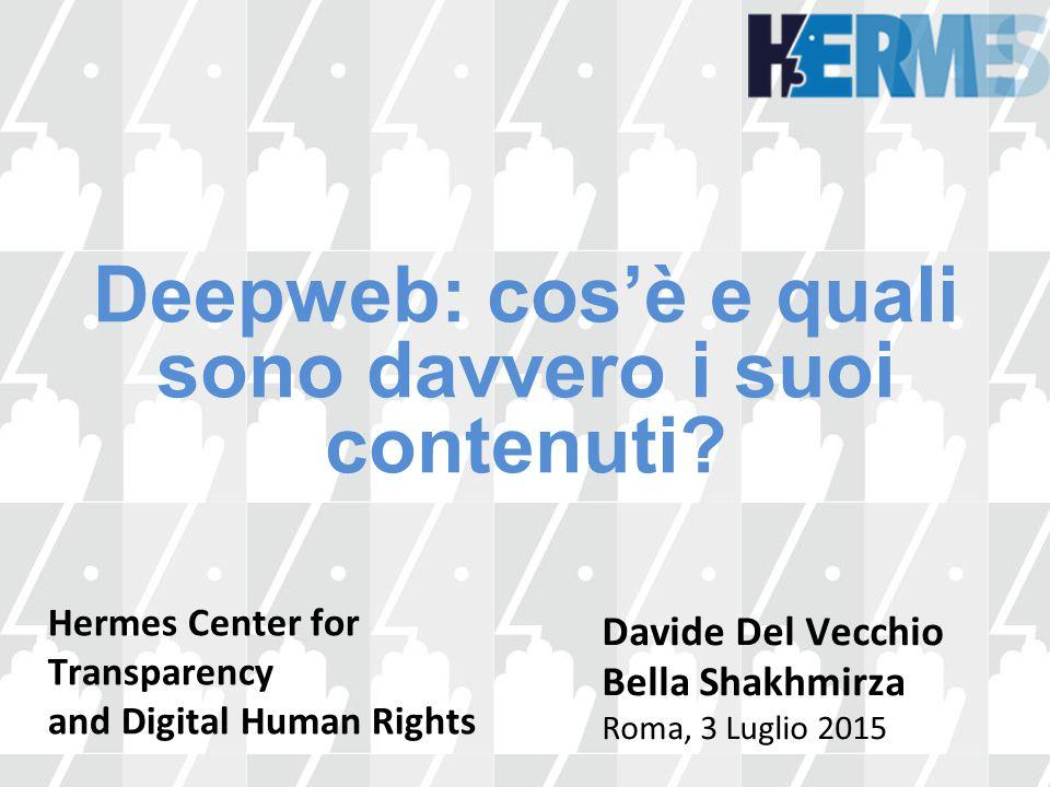 Deepweb: cos'è e quali sono davvero i suoi contenuti