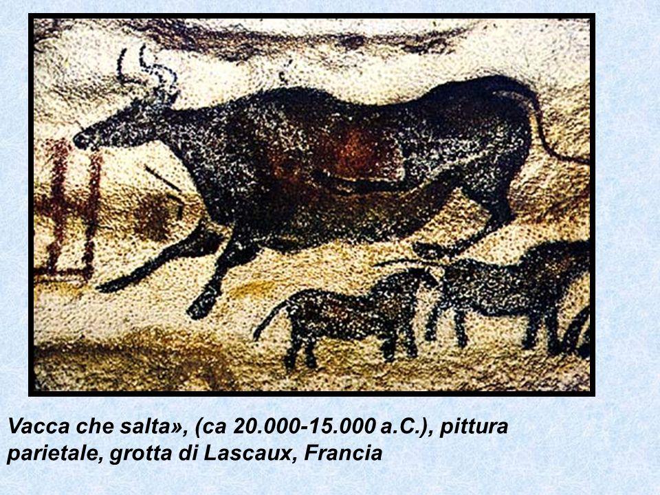 Vacca che salta», (ca 20. 000-15. 000 a. C
