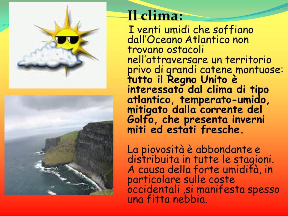 Il clima: