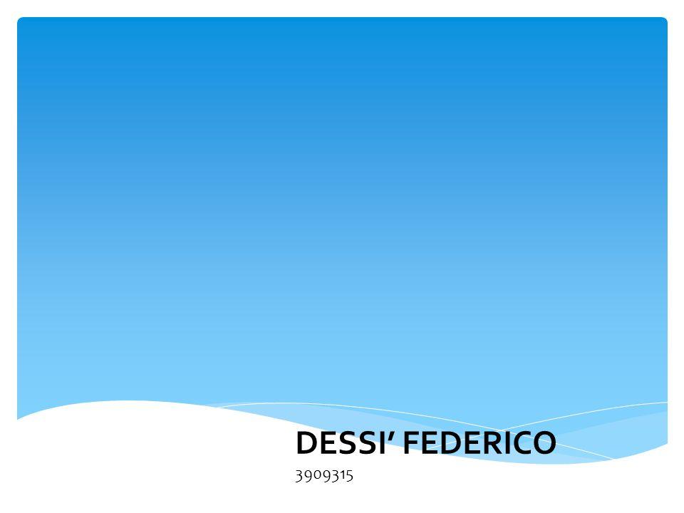DESSI' FEDERICO 3909315