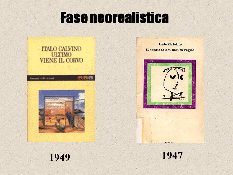 Fase neorealistica 1947 1949