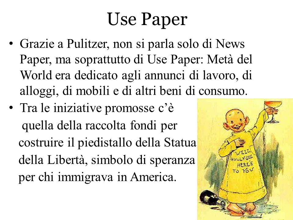 Use Paper