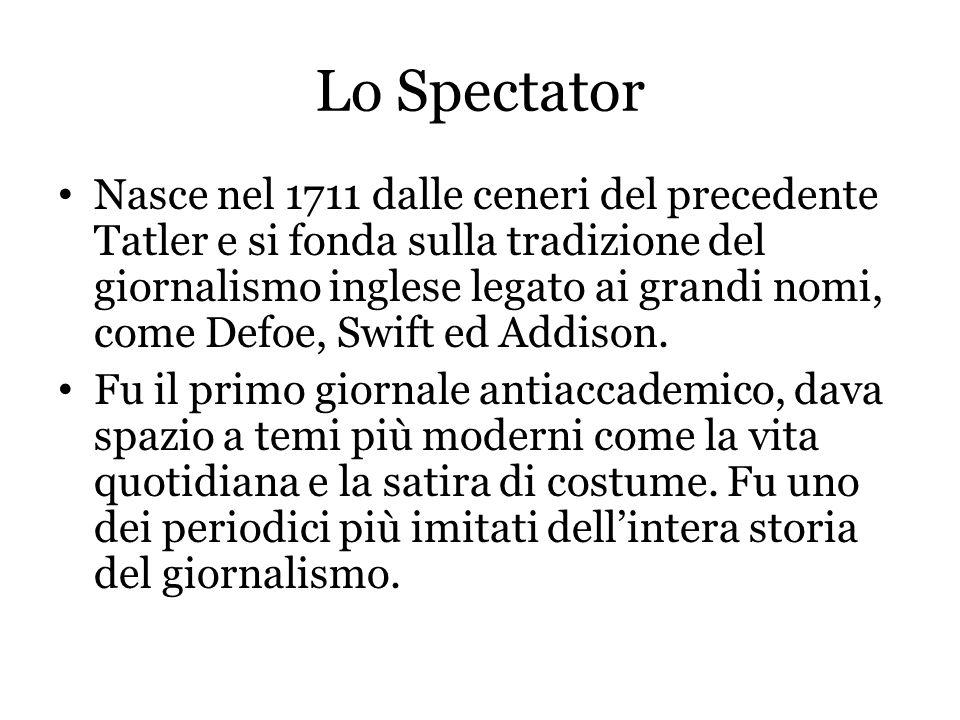 Lo Spectator