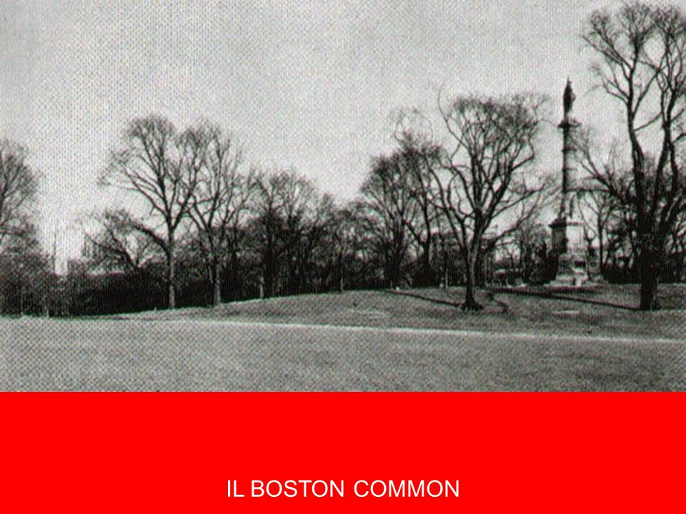 IL BOSTON COMMON