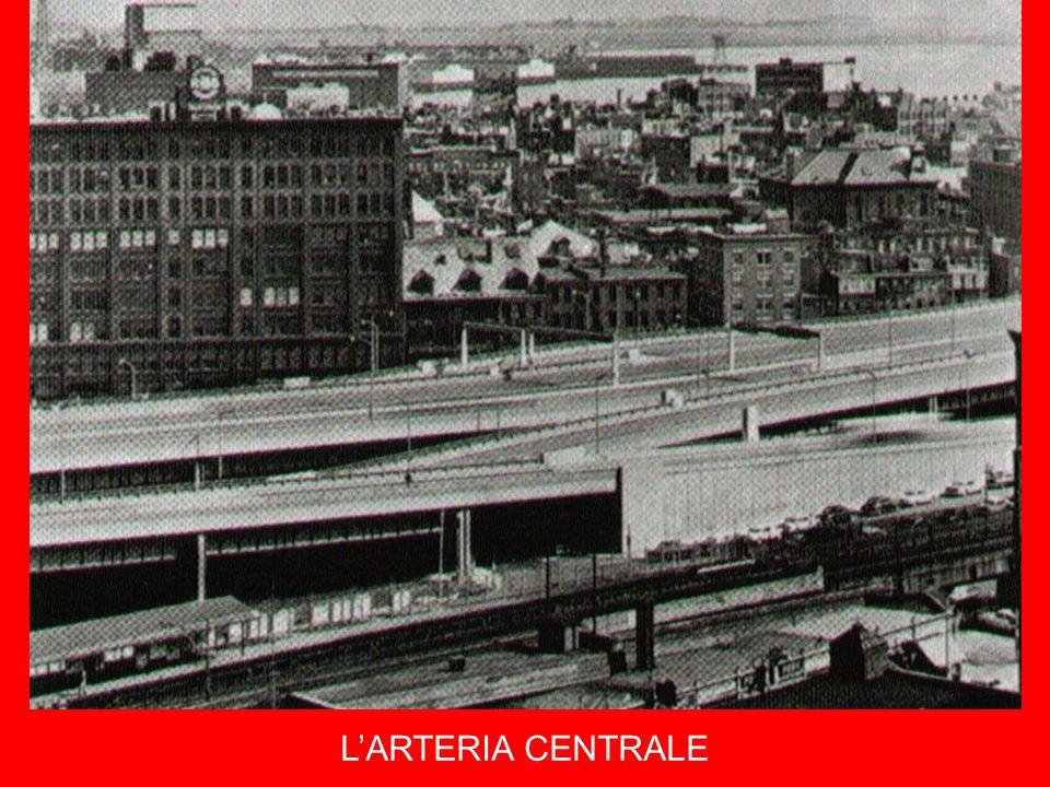L'ARTERIA CENTRALE