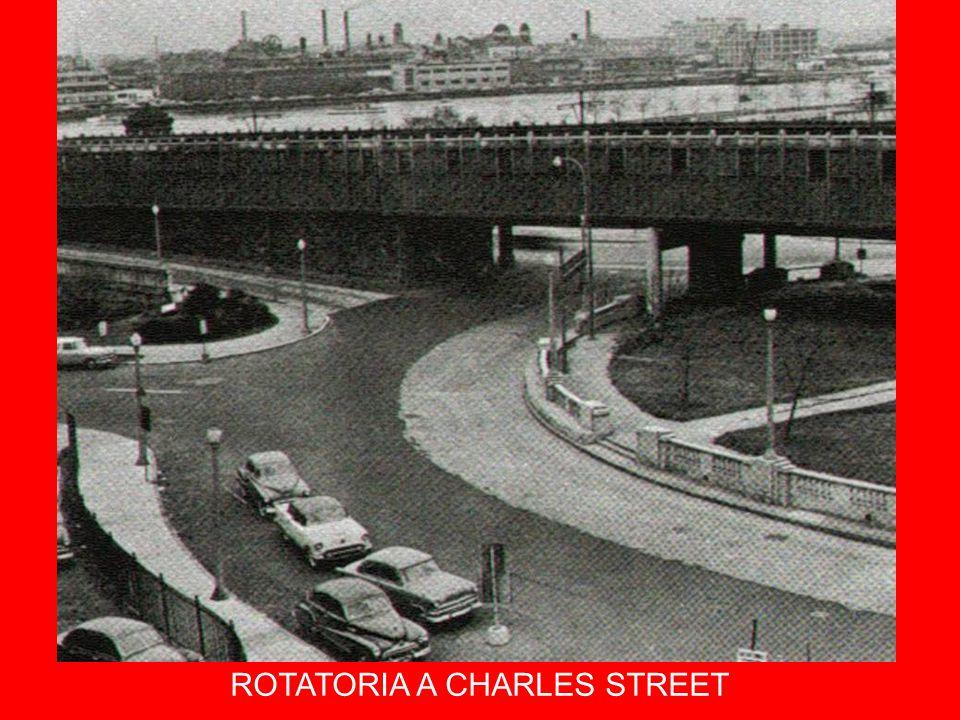 ROTATORIA A CHARLES STREET