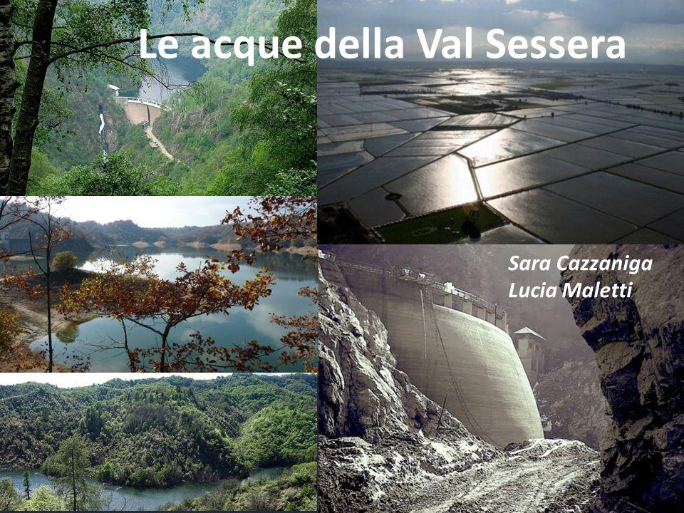 Le acque della Val Sessera