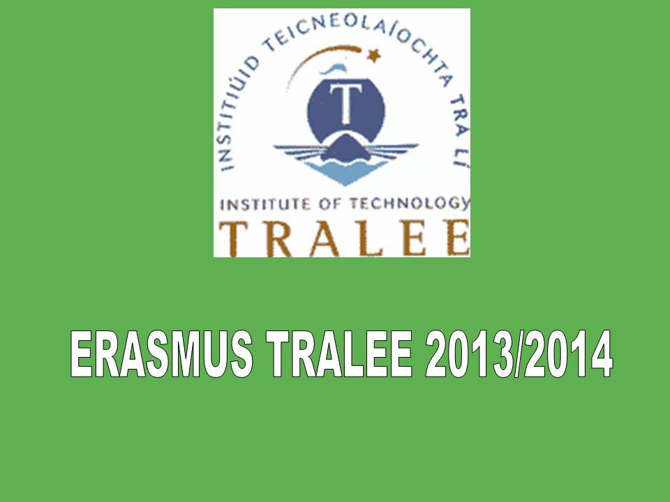 ERASMUS TRALEE 2013/2014