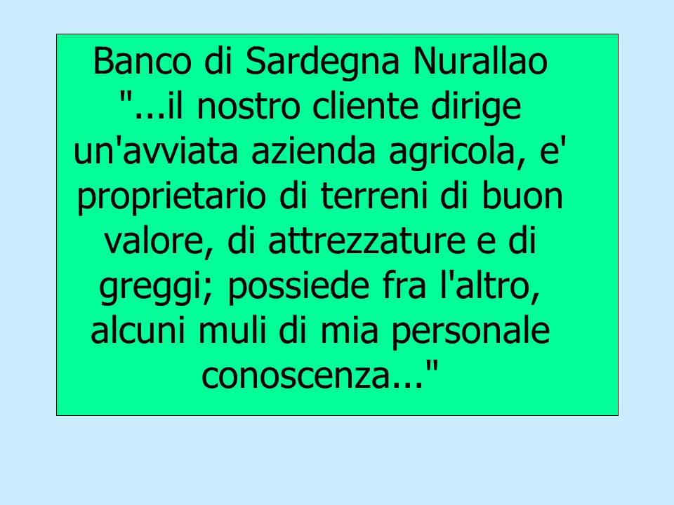 Banco di Sardegna Nurallao