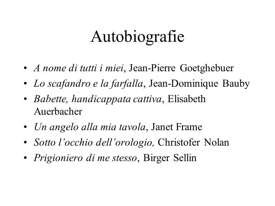 Autobiografie A nome di tutti i miei, Jean-Pierre Goetghebuer