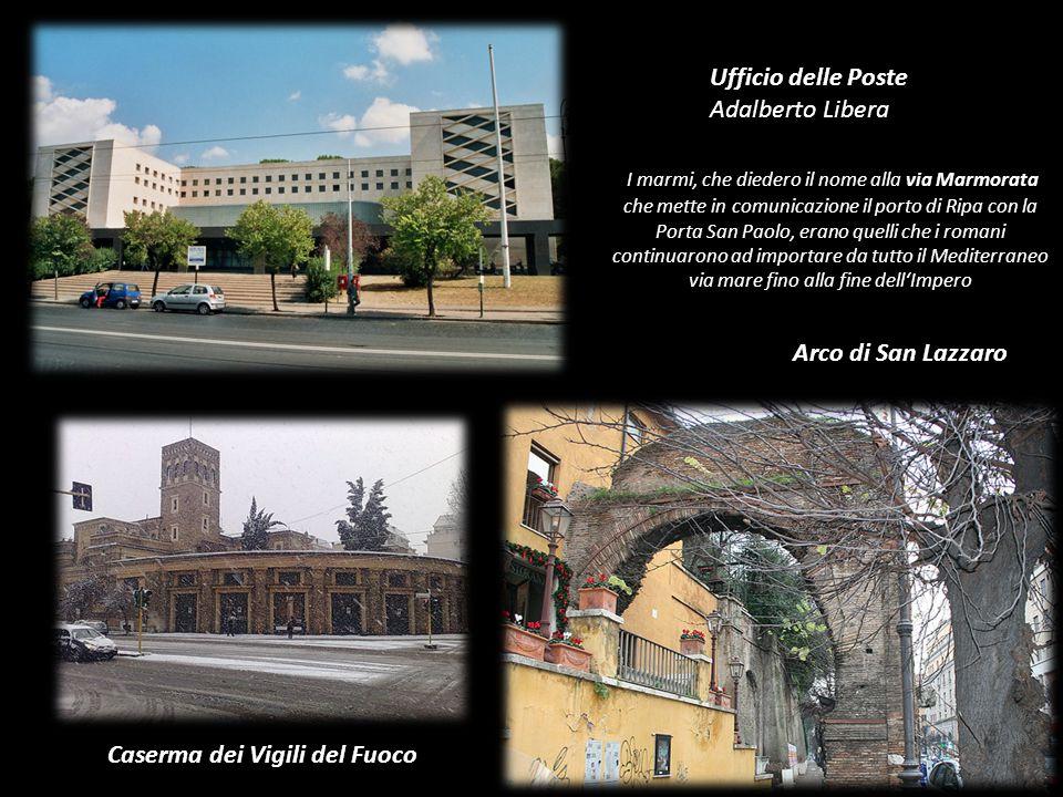 Ufficio delle Poste Adalberto Libera.