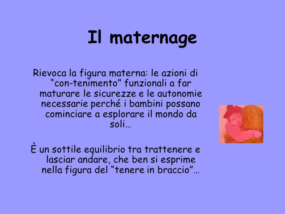 Il maternage