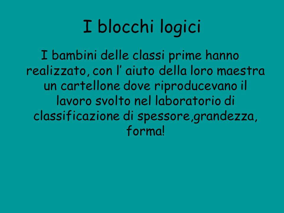 I blocchi logici