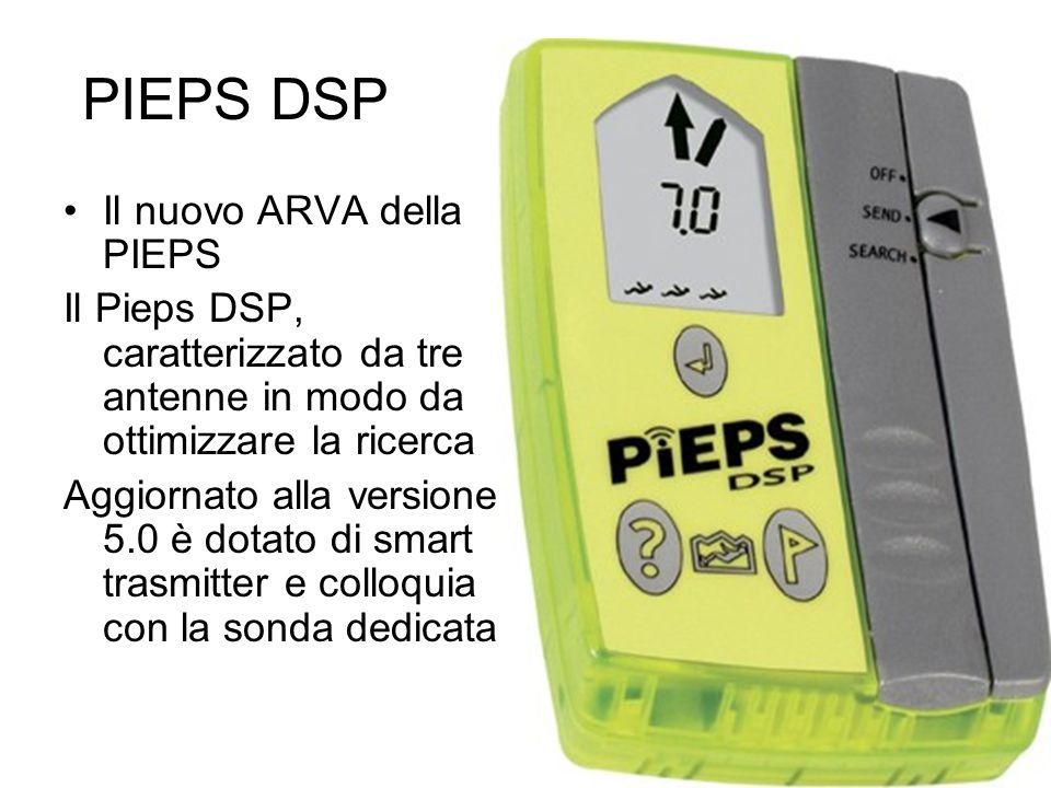 PIEPS DSP Il nuovo ARVA della PIEPS