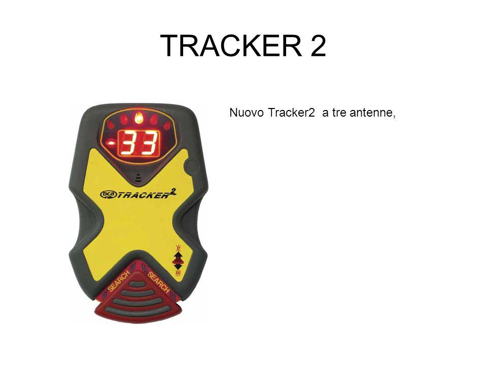 TRACKER 2 Nuovo Tracker2 a tre antenne,