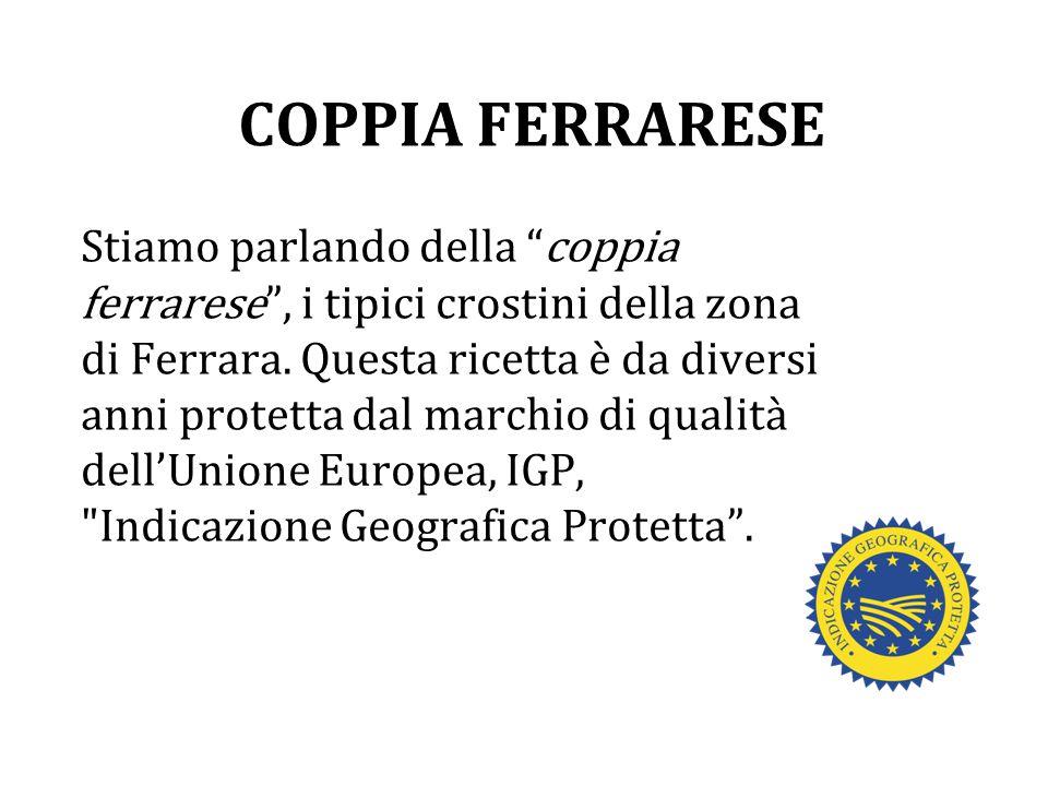 COPPIA FERRARESE