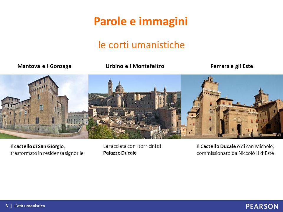 Parole e immagini le corti umanistiche Mantova e i Gonzaga