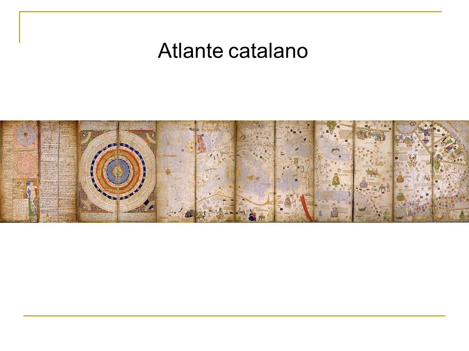 Atlante catalano
