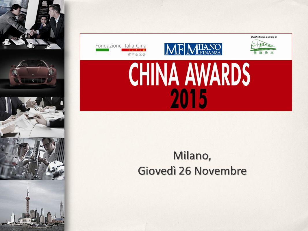 Milano, Giovedì 26 Novembre