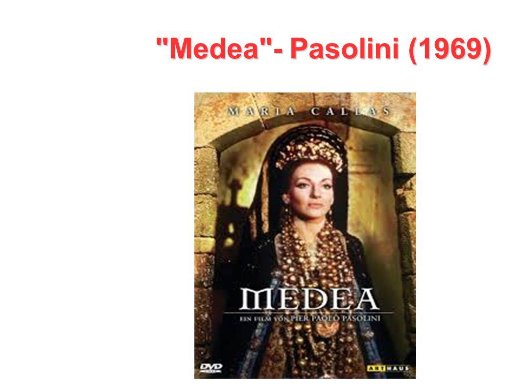 Medea - Pasolini (1969)