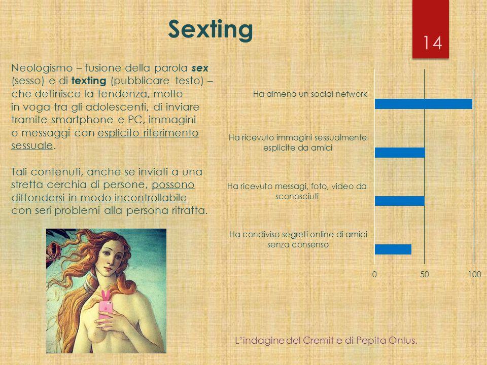 Sexting 14.
